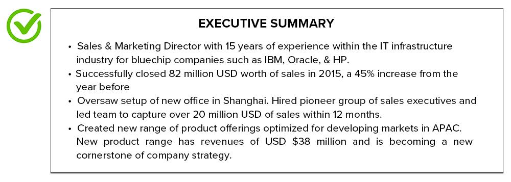 Executive Summary G